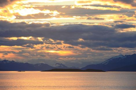 The Beagle Channel. Photo Credits: Lee Narraway, Students on Ice, http://www.studentsonice.com/