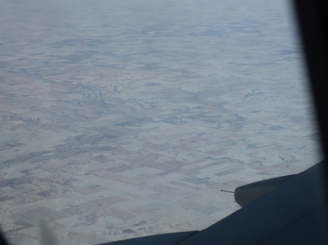 The Canadian Prairies - A Checkerboard of Agricultural Land